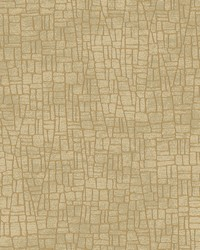 Mixed Metals Butler Stone Wallpaper by