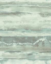 High Tide Wallpaper Blue by