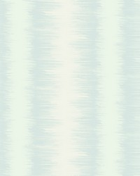 Quill Stripe Wallpaper Blue by