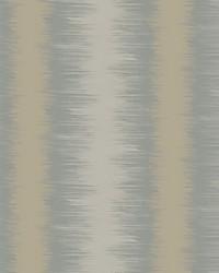 Quill Stripe Wallpaper Dark Grey by