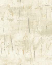 Modern Art Wallpaper Cream by