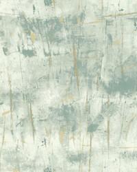 Modern Art Wallpaper Blue by