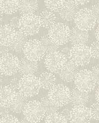 Grandeur Wallpaper Silver by