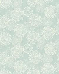 Grandeur Wallpaper Light Blue by