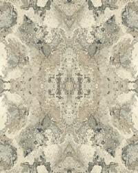 Inner Beauty Wallpaper Grey by