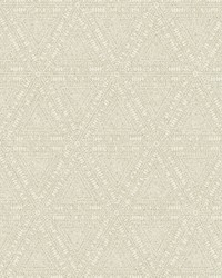 Norse Tribal Wallpaper Beiges by