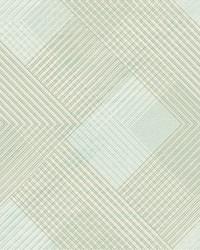 Scandia Plaid Wallpaper Greens by