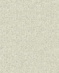 Woolen Weave Wallpaper White Off Whites by