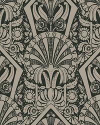 Zelda Wallpaper Black Glint by
