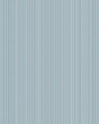 Linen Strie Wallpaper Blue by
