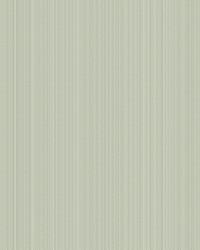 Linen Strie Wallpaper Green Peach by