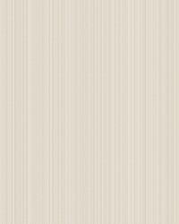 Linen Strie Wallpaper Beige by
