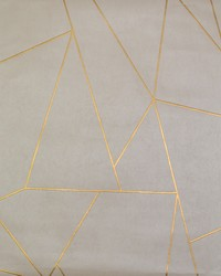 Nazca Wallpaper Almond Pearl Gold by