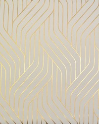 Ebb And Flow Wallpaper Almond Gold by
