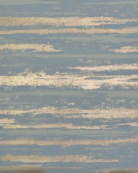 Atmosphere Wallpaper Teal Gold by
