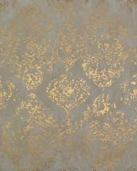 Stargazer Wallpaper Almond Gold by