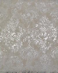 Stargazer Wallpaper White Silver by