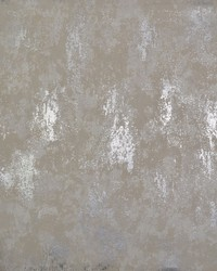 Nebula Wallpaper White Silver by