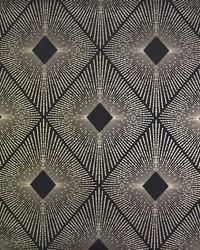 Harlowe Wallpaper Black Gold by