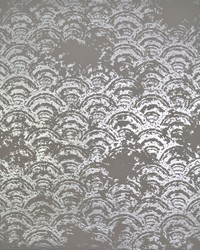 Eclipse Wallpaper Grey Silver by