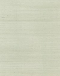 Petite Sisal Wallpaper palest green by