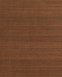 Metallic Grasscloth Wallpaper bright metallic copper  brown by