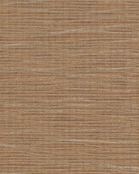 Horizontal Waves Wallpaper soft copper  beige by