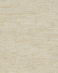 Woven Grass Wallpaper cream  metallic gold by
