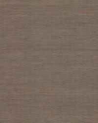 Threaded Jute Wallpaper Brown by