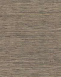 Threaded Jute Wallpaper Gray Off White by