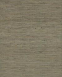 Threaded Jute Wallpaper Green by
