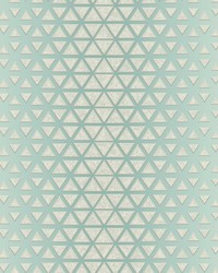 Rhythmic Wallpaper Light Blue by