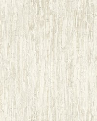 Weathered Paint Wallpaper White by