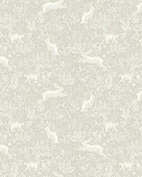 Fable Wallpaper Linen by