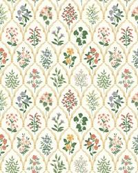 Hawthorne Wallpaper Cream by