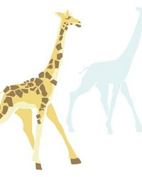 DwellStudio Giraffe Giant                         by