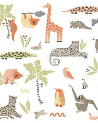 DwellStudio Jungle Animal                         by