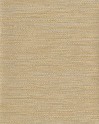 Hopsack Wallpaper tan  silvery green by