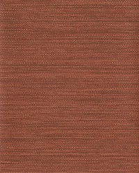 Hopsack Wallpaper reddish orange  brown by