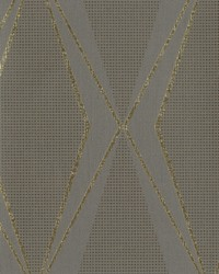 Brilliant Cut Wallpaper Taupe by