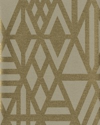 Wrought Iron Wallpaper Gold by