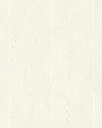 Springwood Wallpaper - White White Off Whites by