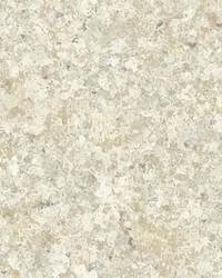 Zen Crystals Wallpaper Gold by