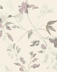 Linden Flower Wallpaper Purple by