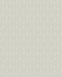 Meditation Leaf Wallpaper Warm Grey by