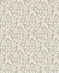 Plumage Wallpaper Taupe by