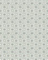 Zellige Tile Wallpaper Green by
