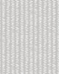 Stacked Stripe Wallpaper Gray by