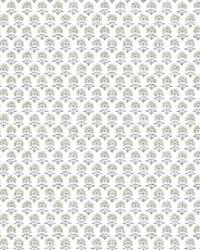 Petite Fleur Wallpaper Neutral by