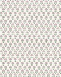 Petite Fleur Wallpaper Pink by